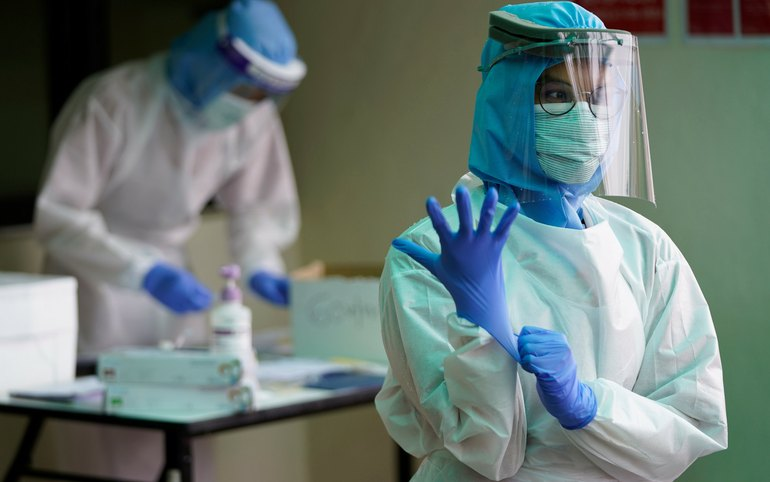 COVID-19: за сутки в Хакасии выявлен 181 новый случай