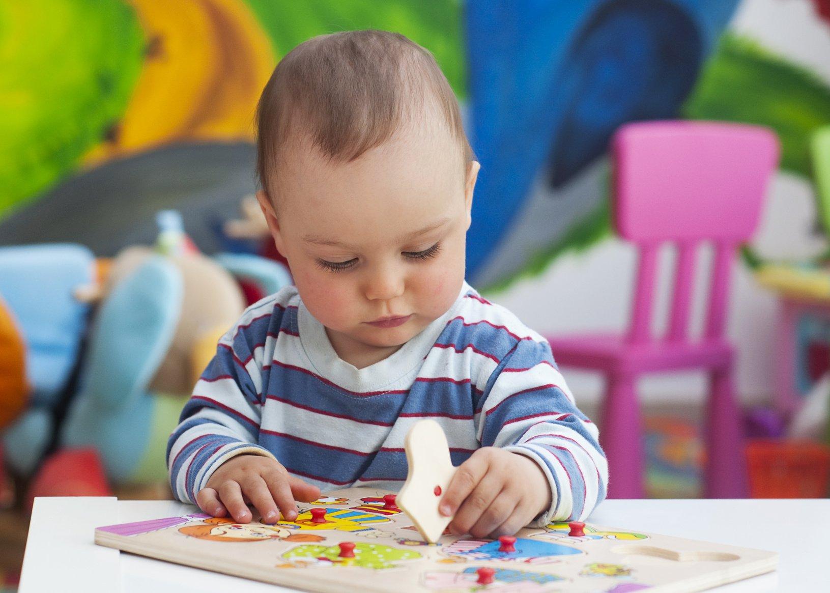 занятие с картинками в раннем возрасте были